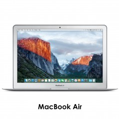 "Apple MacBook Air 13.3"" Ricondizionato Display Retina Intel Core i5 5250U/4GB/128SSD Inizio 2015 Grado A"
