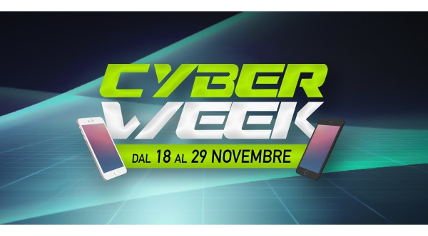 Inizia la Cyber Week su ComeNovo.it - Black Friday e Cyber Monday